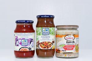 Watershed Group - Self Adhesive Food Labels Various Jars