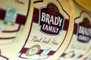 Watershed Group - Self Adhesive Labels Brady Family Labels on Roll