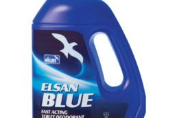 Watershed Group Self Adhesive/Pressure Sensitive Labels Elsan Blue