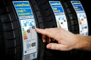 Watershed Group Self Adhesive/Pressure Sensitive Automotive Labels Goodyear
