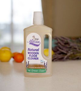 Watershed Group Self Adhesive Labels Malone's Natural Wooden Floor Cleaner