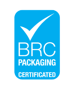 BRC-Packaging-Certification Logo