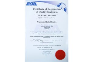 ISO Standards Certification
