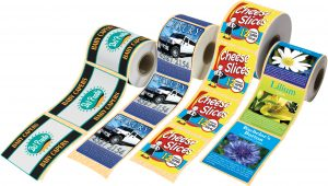Watershed Group Self Adhesive custom labels