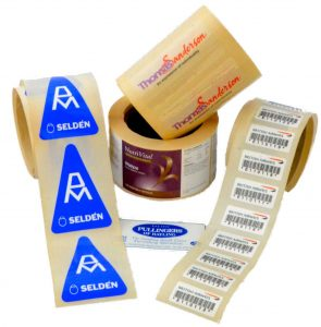 Watershed Group Self Adhesive custom labels