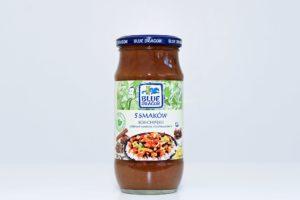 Watershed Group - Self Adhesive Food Labels Blue Dragon
