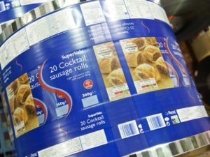 Watershed Group Flexible Packaging Supervalu Sausage Roll