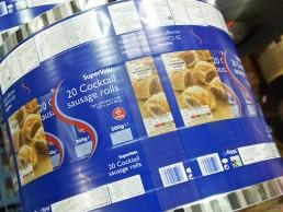 Watershed Group Flexible Packaging Supervalu Sausage Roll