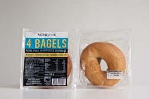 Watershed Group - Unsupported Film Bagels Monoprix