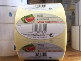 Watershed Group Tags Dunnes Stores Watermelon Label