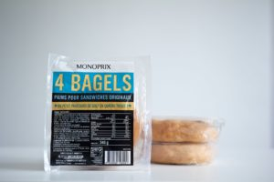 Watershed Group - Unsupported Film Bagels Tear Off