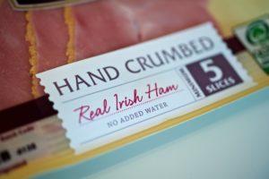 Watershed Group - Self Adhesive Labels Crumbled Ham
