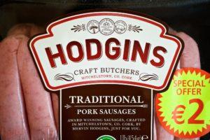Watershed Group - Self Adhesive Labels Hodgins Sausages