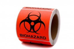 Biohazard Tape Watershed Group