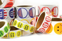 Watershed Group Promotional Labels mix