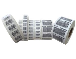 Watershed Group Thermal Transfer Labels Barcode