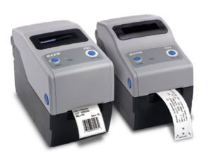 Label printer / thermal transfer / compact